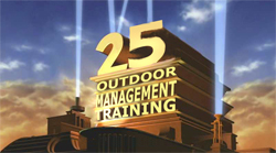 25 Jahre Outdoor Training