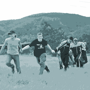 Azubi Outdoor Training: Auszubildende