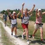 Oxfam Trailwalker: Outdoor Teams mit Social Responsibility gesucht!
