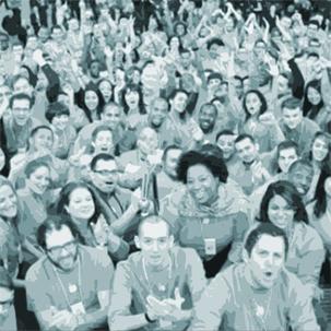 Outdoor Corporate Event: Die Belegschaft begeistern