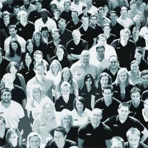 Outdoor Firmenevent: Identifikation und Zusammenhalt stärken
