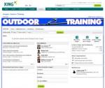 XING Gruppe Outdoor Training