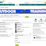 XING Gruppe Outdoor Training