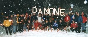 Outdoor Corporate Training im Schnee