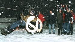 Winter Outdoor Training