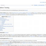 Outdoor Training Wikipedia
